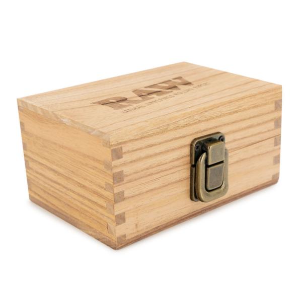 RAW Wooden Box