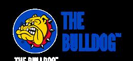 the bulldog logo