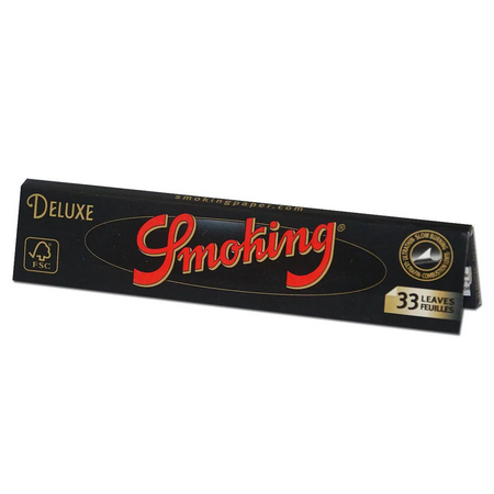 Deluxe Smoking Papers