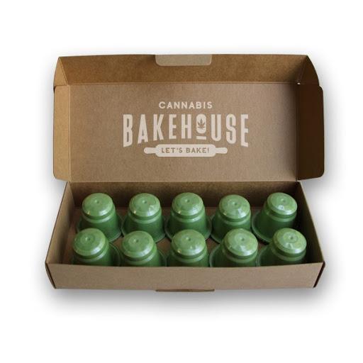 Cannabis Bakehouse Coffee Capsules