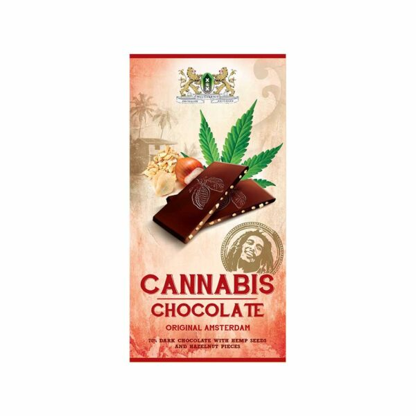 Bob Marley Hemp Dark Chocolate