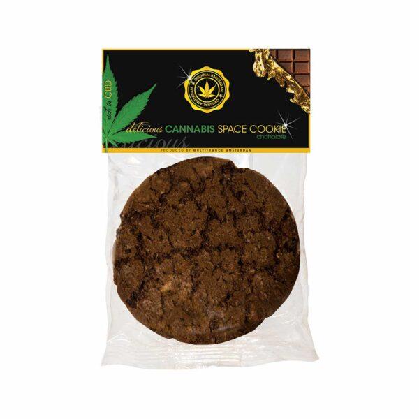 Chocolate cookie cbd
