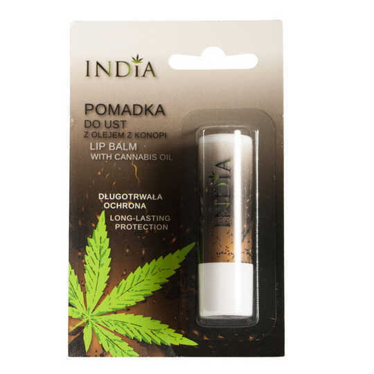 lip balm 3.8 g india hemp oil