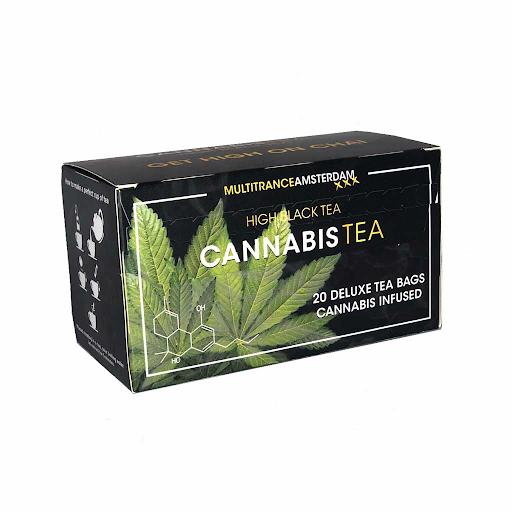 tea cannabis black
