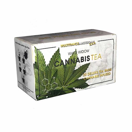tea cannabis green