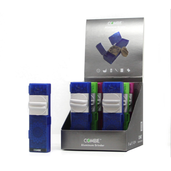 All-In-One pocket grinder aluminium – Vortex dream 2