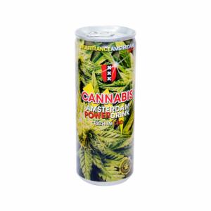 Amsterdam cannabis energy drink