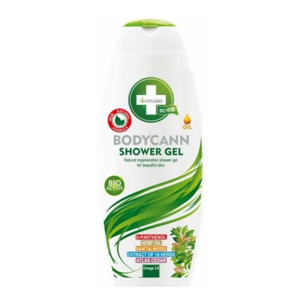Annabis Bodycann Natural Shower Gel