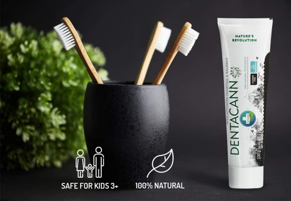 Annabis Dentacann Hemp Based Toothpaste