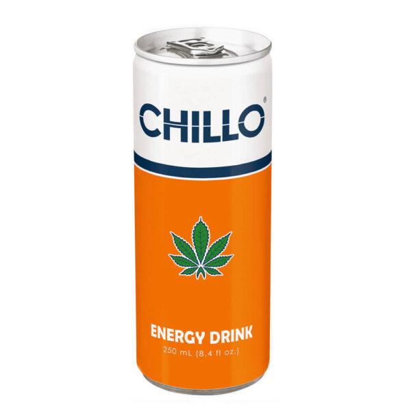 Bebida Energética de Cannabis Chillo