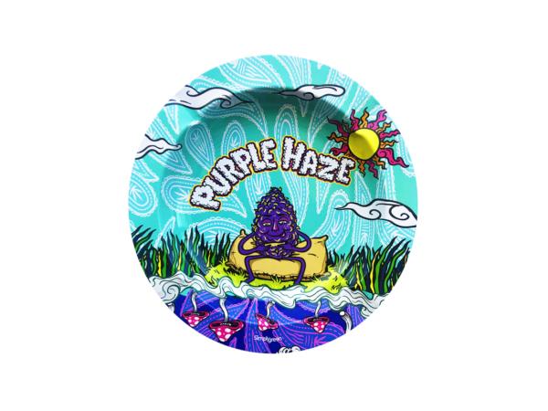 Best Buds – Purple Haze Metal Ashtray