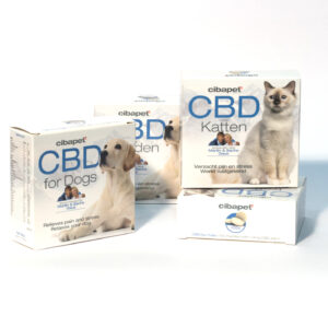 CBD For Pets Pastilhas
