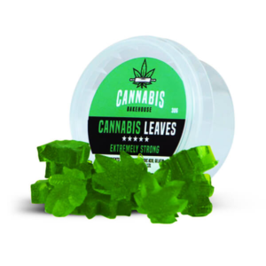 Cannabis Bakehouse Sweets Cannabis Leaves