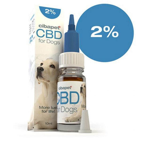 Cibapet 2% CBD Oil for Dogs