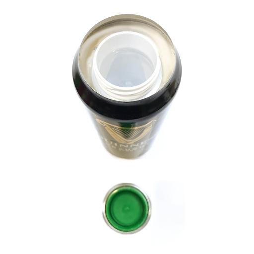 Dark BeerAluminium Smart Stash Can