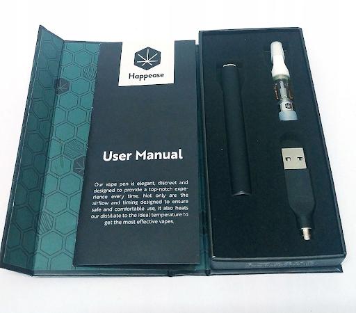 Happease Classic – Jungle Spirit 50% CBD Vaping Pen