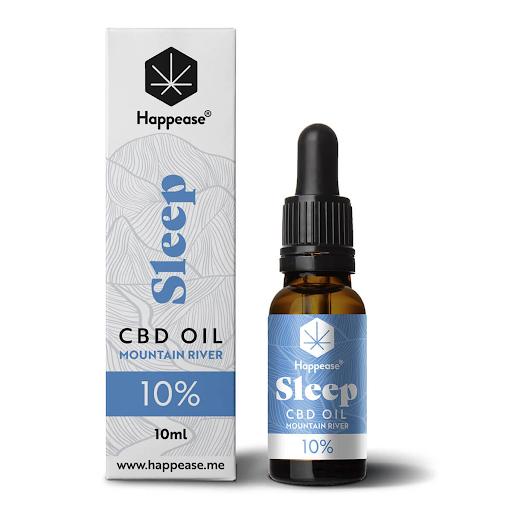 Happease Sleep 10% CBD Oil Mountain River