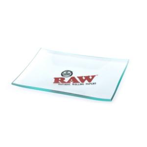 RAW Glass Rolling Tray Mini