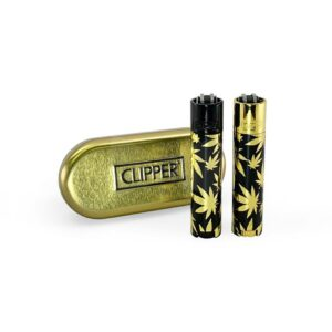 clipper gold leaves