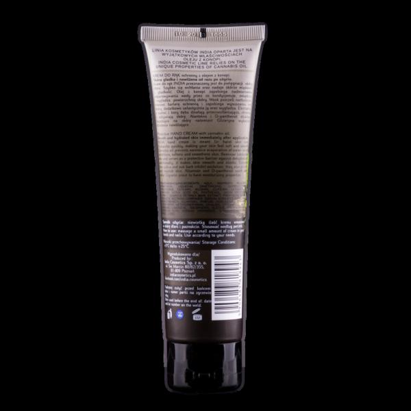 Protective hemp oil cream