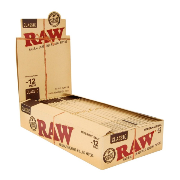 RAW 12 Inch Supernatural Rolling Papers