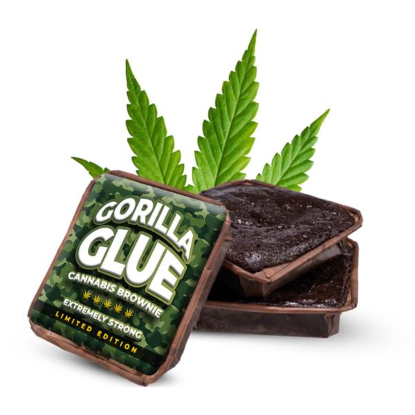 brownie gorilla glue