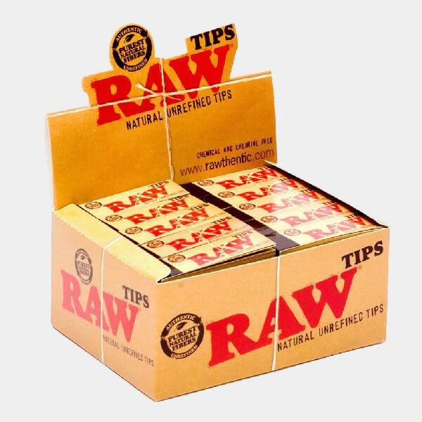 regular tipes raw
