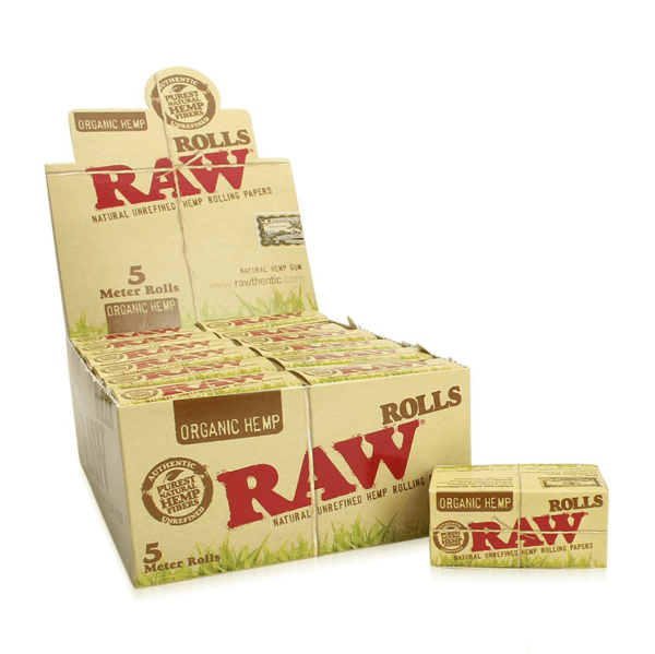 rolling papers raw organic