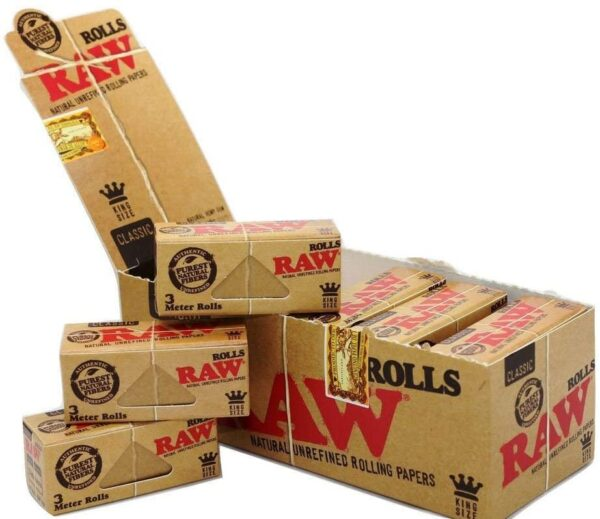 rolls raw