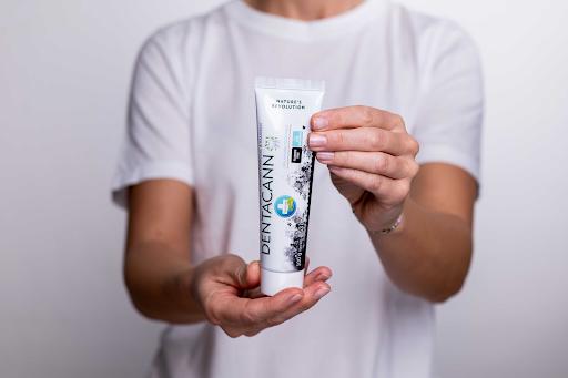 Annabis Dentacann Hemp Based Toothpaste 100g