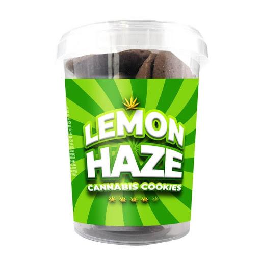 Space cookie lemon haze