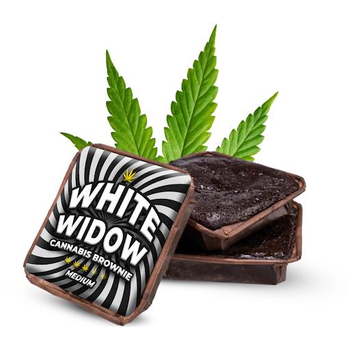 brownie white widow