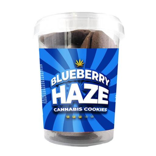 Space cookie blueberry haze