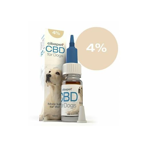 Cibapet 4% CBD Oil for Dogs