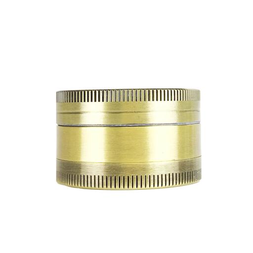 Metal Grinder Gold Rasta Holland 3 Parts – 40mm