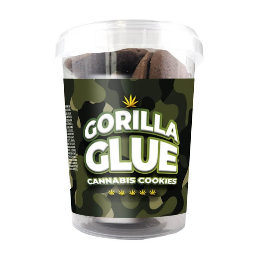 Space cookie gorilla glue