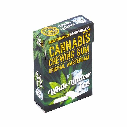 White Widow Cannabis Chewingums