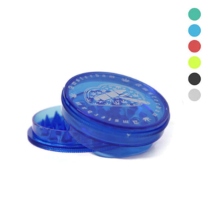 AMSTERDAM MOUTH 1 PLASTIC GRINDER 60MM 3 PARTS