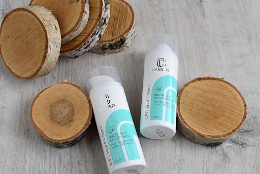 Canneff – Night Skin Cream 175mg CBD care formula
