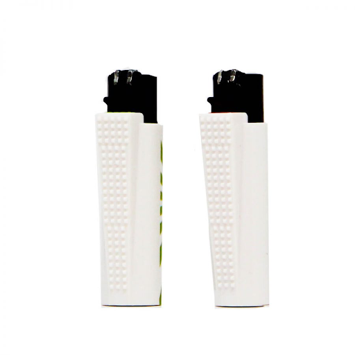 CLIPPER AND BEST BUDS LIGHTER WITH BUILT-IN GRINDER CASE 1