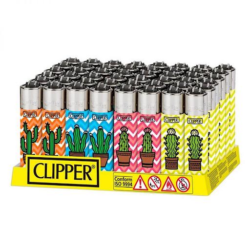 CLIPPER CACTUS III LIGHTERS