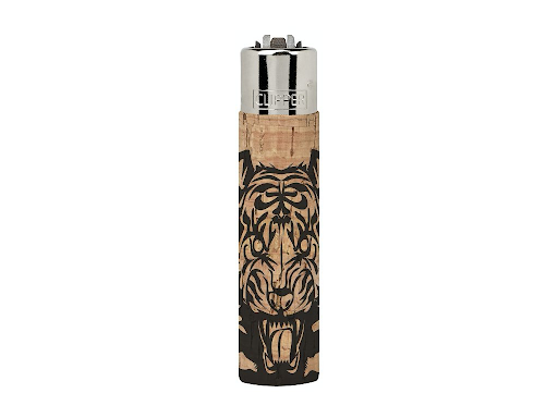 CLIPPER CORK POP COVER ANGRY ANIMAL tigre