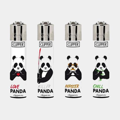Isqueiro killer pandas clipper