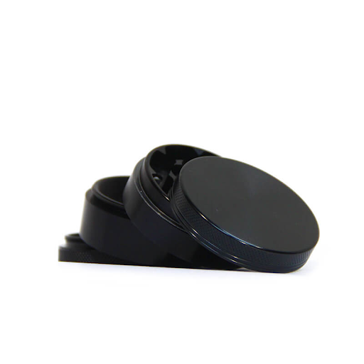 FULLY ALUMINIUM BLACK GRINDER 50MM