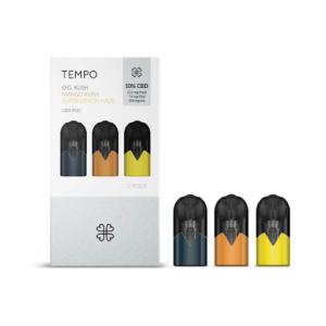 HARMONY TEMPO ORIGINALS 3 PODS PACK 222mg (3x74mg)