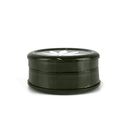 WEED LEAF PLASTIC GRINDER PERTOL - 3 PARTS 50MM