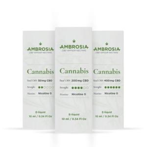 cbd e-liquid cannabis