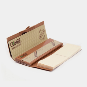 COMBIE KINGSIZE SLIM ROLLING PAPERS + TIPS