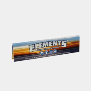 ELEMENTS KINGSIZE ROLLING PAPERS