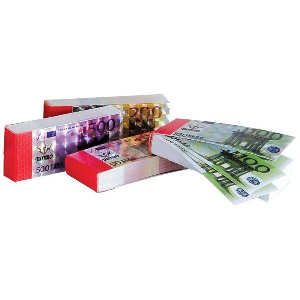 EURO BILLS TIPS FILTERS DISPLAY 50€ 100€ 200€ 500€